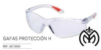AirSOFT- Gafas Proteccion H-01