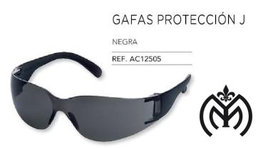 AirSOFT- Gafas Proteccion J-02