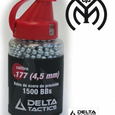 BBs 4,5mm 1500 Detlta Tactitcs