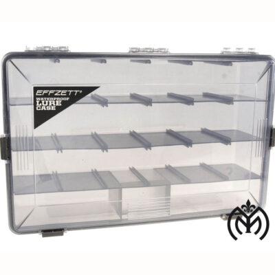 EFFZETT Caja Estanca Effzett Waterproof Lure Case XL