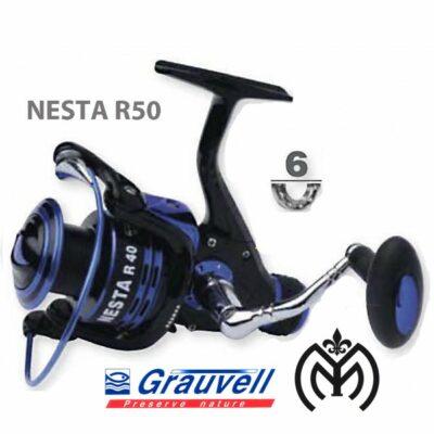 Carrete NESTA R50-01