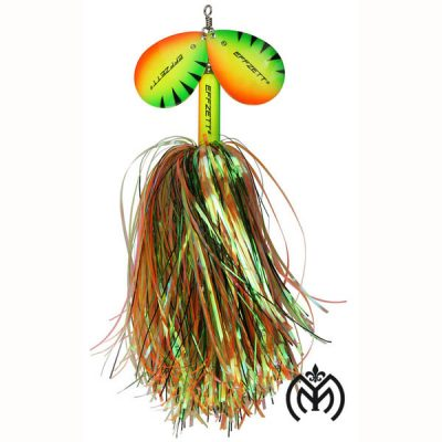 Effzett Pike Rattlin' Spinner 20 cm- Fluo Yellow_Orange
