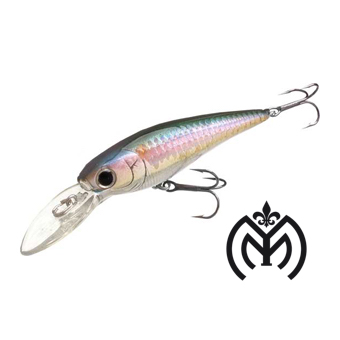 LUCKY CRAFT Bevy Shad 75SP M S