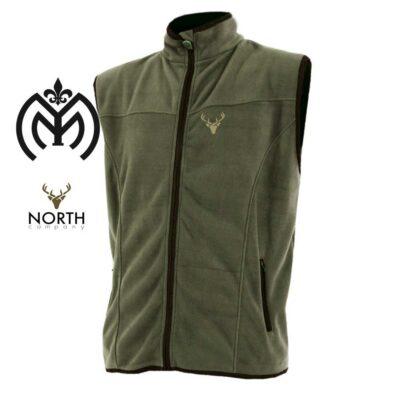 chaleco-soft-shell-caza-MORGAN-north-company