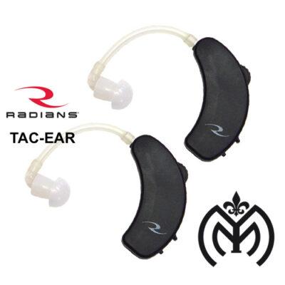 TAPONES RADIANS TAC EAR-01