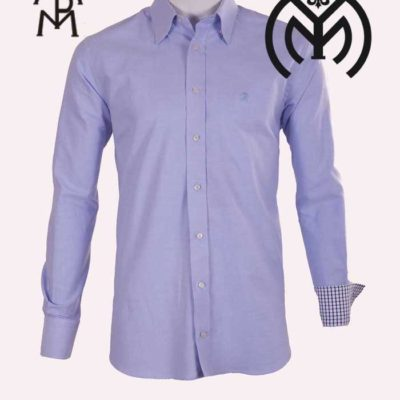 Camisa Hombre Celeste 01-060_01