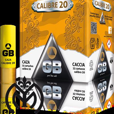 Caartucho GB_Calibre20