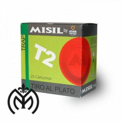 Caartucho TIRO_MISIL T2