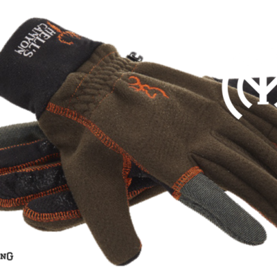 Guantes BROWN Hells Canyon verde-01