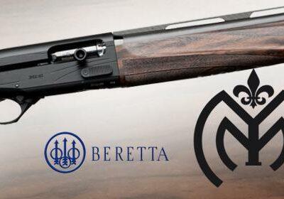 Beretta A400 Scel Sporting Black-02