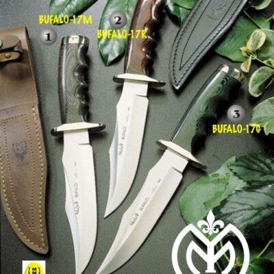 Cuchillos Muela BUFALO-01