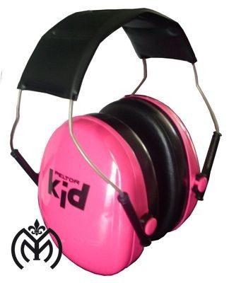 peltor kid rosa