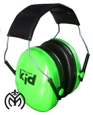 peltor kid verde