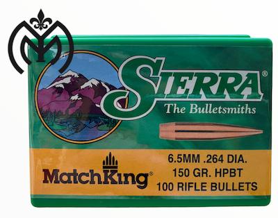 SIERRA HPBT 6,5 150gr copia