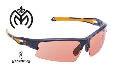 GAFAS TIRO Browning® ON-POINT Naranja